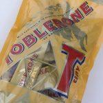 スイスのチョコバー「TOBLERONE」
